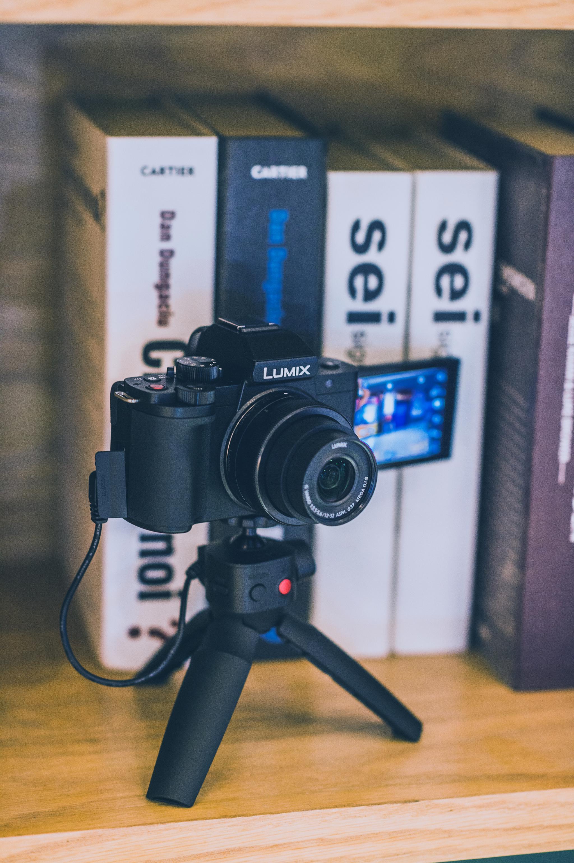 超火的VLOG神器LUMIX G100超轻便携/高清4K还可以轻松换镜头搭配M2