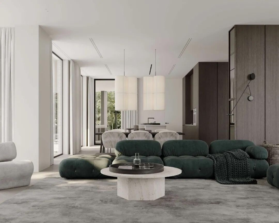 越简约,越舒适 汕头室内设计/潮阳揭阳普宁潮州室内设计