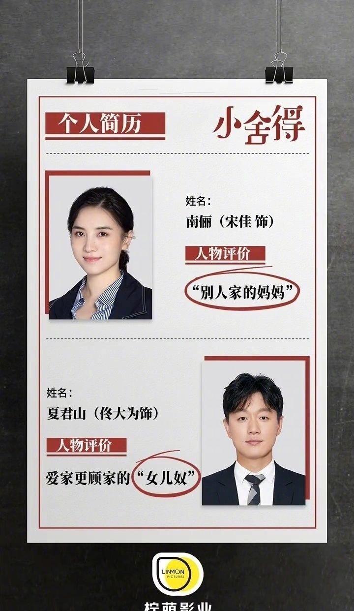 宋佳 佟大为 蒋欣 李佳航主演