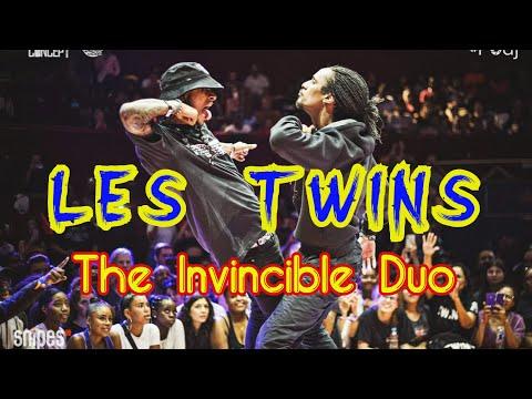 地表最强Hiphop双胞胎Les Twins精彩集锦