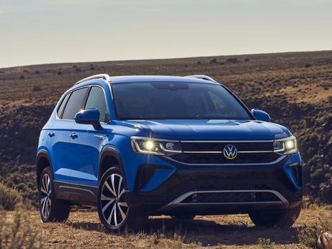 大众全新车型Taos官图发布,外观更年轻,搭1.5T发动机!