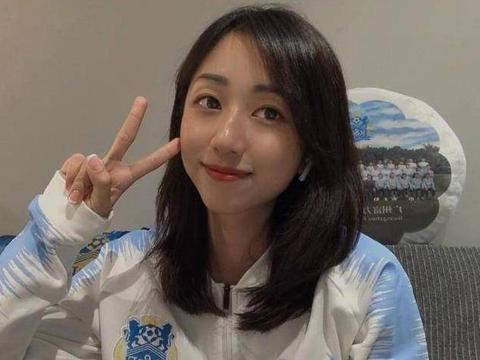 广州富力美女记者李姁,已经离开俱乐部!漂亮小姐姐,粤语很流利