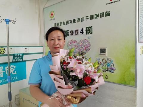 """时隔18年,这位女乡村医生等到捐献""""生命种子"""":这是我有生以来最有意义的妇女节"""