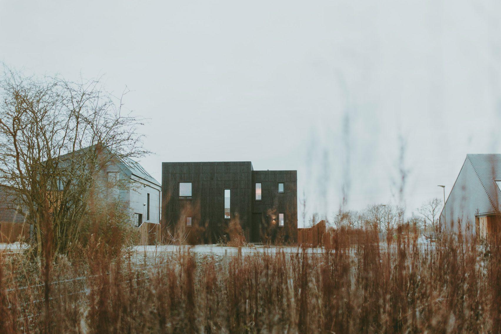 位于伦敦的Studio Bark提出U-Build的模块化木材建筑系统