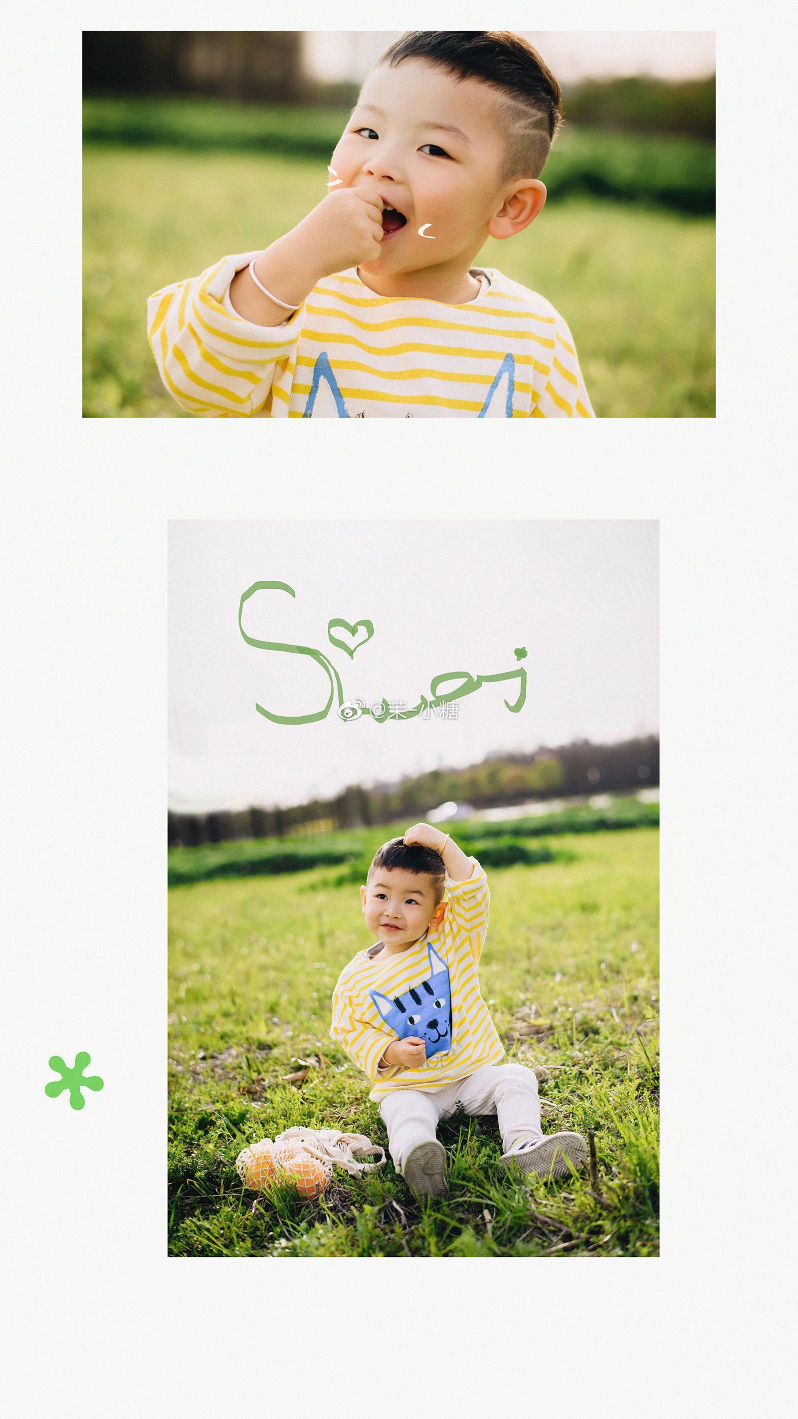 抓住一只小帅哥3周岁生日快乐@尼康中国 @人像摄影