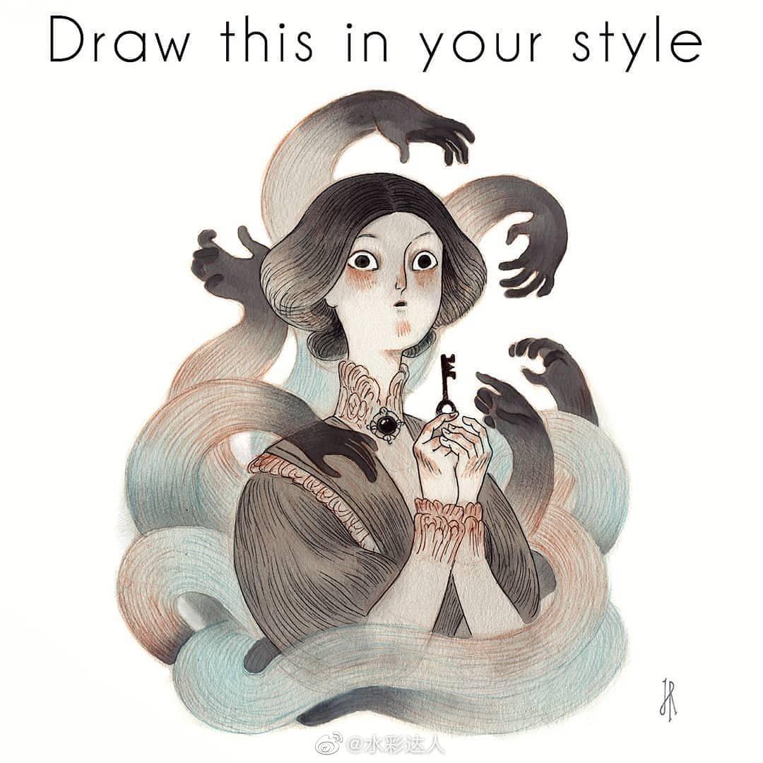 儿插  插画师 |david sierra