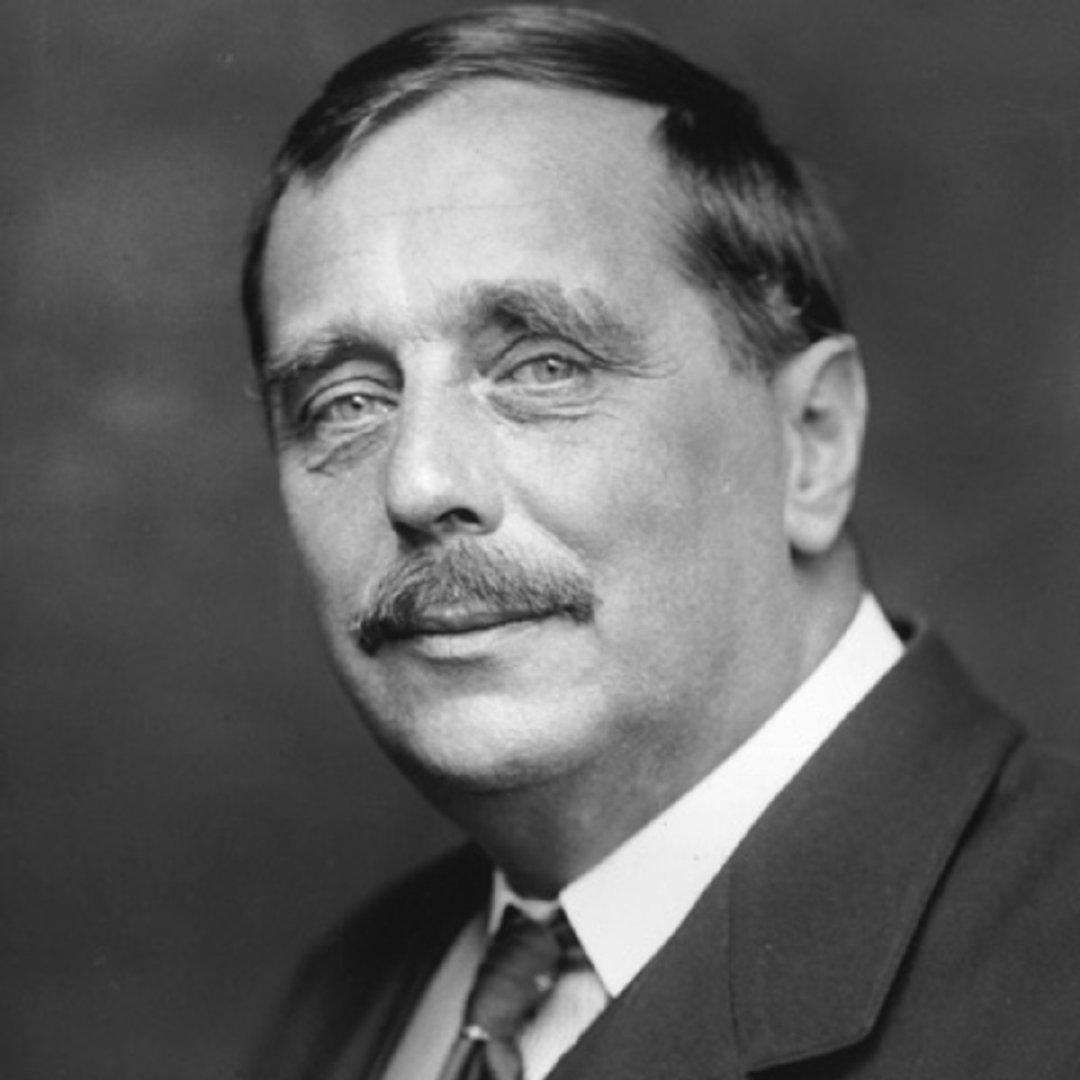 1946年的今天,文学大师赫伯特·乔治·威尔斯去世
