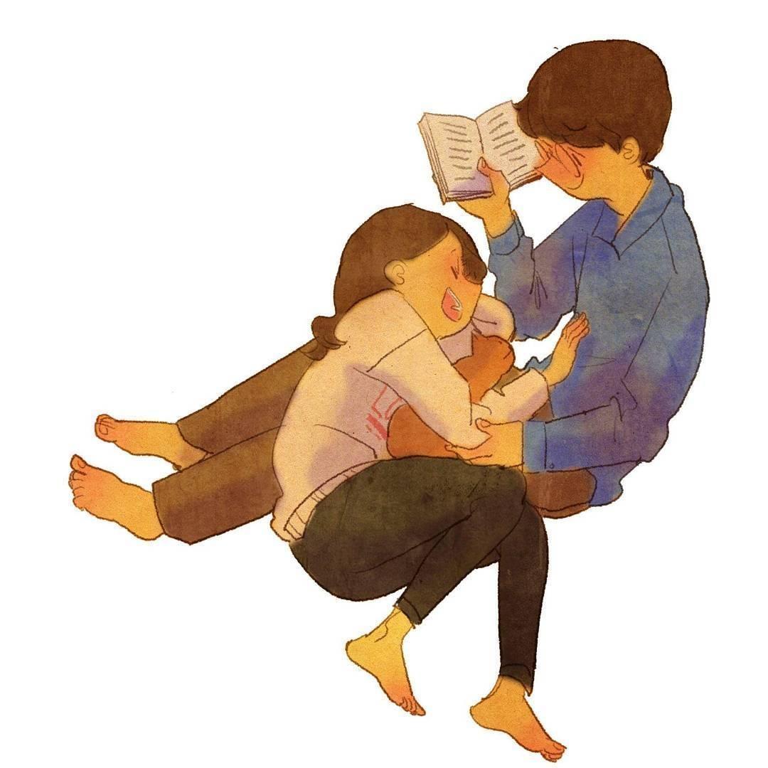 最舒服的夫妻关系,不是放任不管,也不是黏在一起,而是这4个字