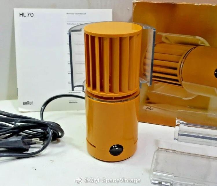 Braun HL70 桌面风扇库存品....