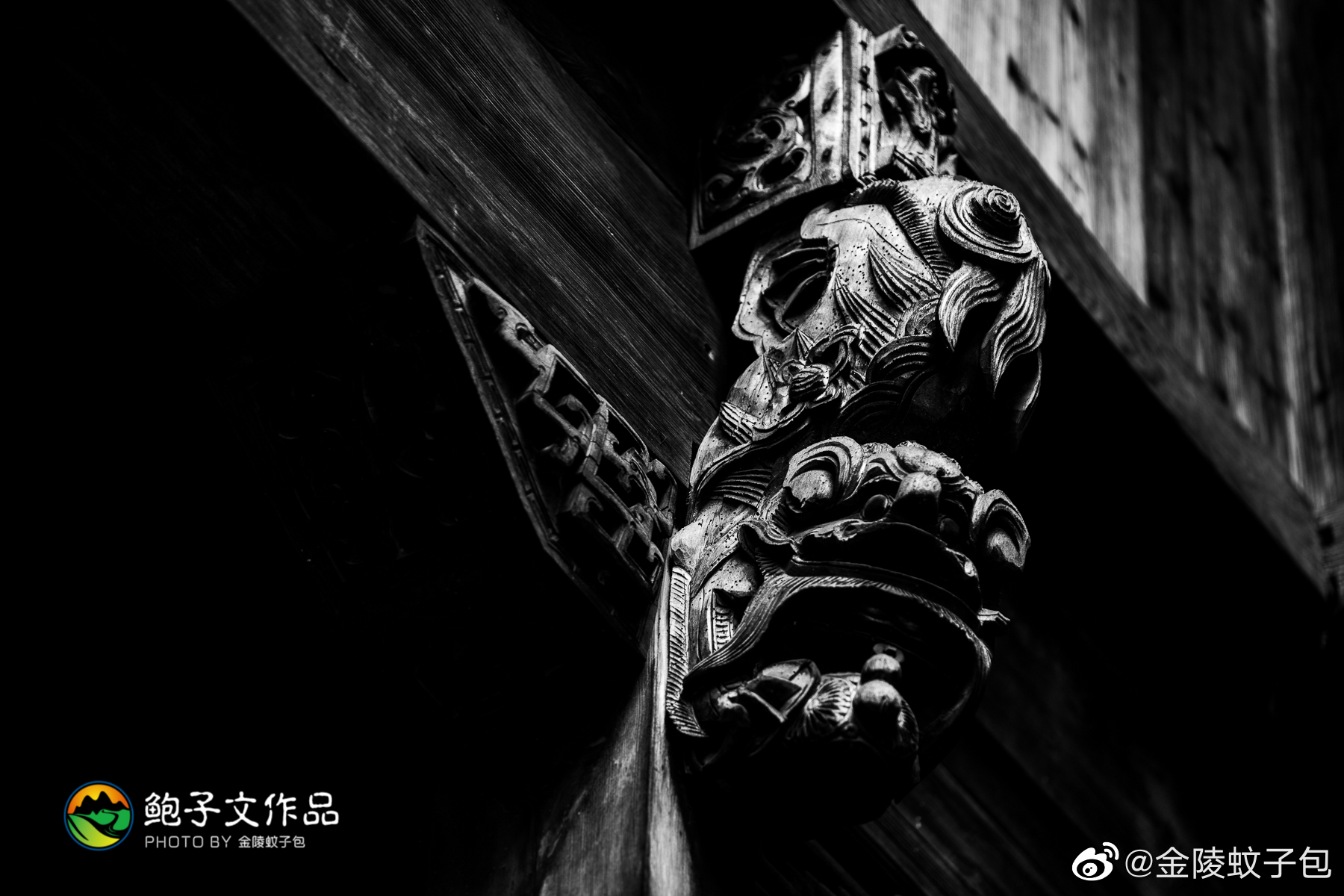 门当户对,与什么都能雕的西递匠人,木头上雕刻就是木雕