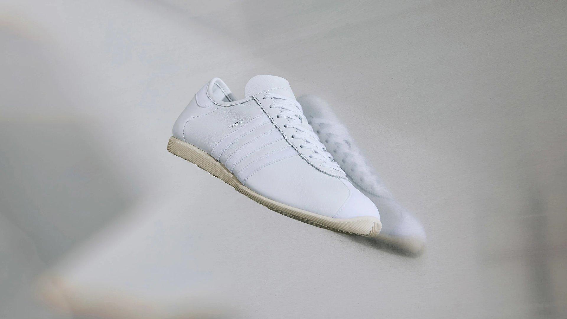 adidas 联合英国时尚店铺 END 推出独占限定款 adidas Paris