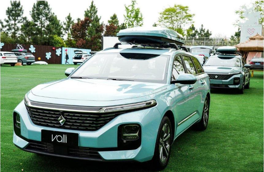 """宝骏首款旅行车 Valli上市在即,有多少人对它心存""""向往"""""""