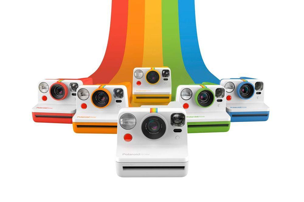 宝丽来Polaroid最近宣布即将发售全新款拍立得NOW