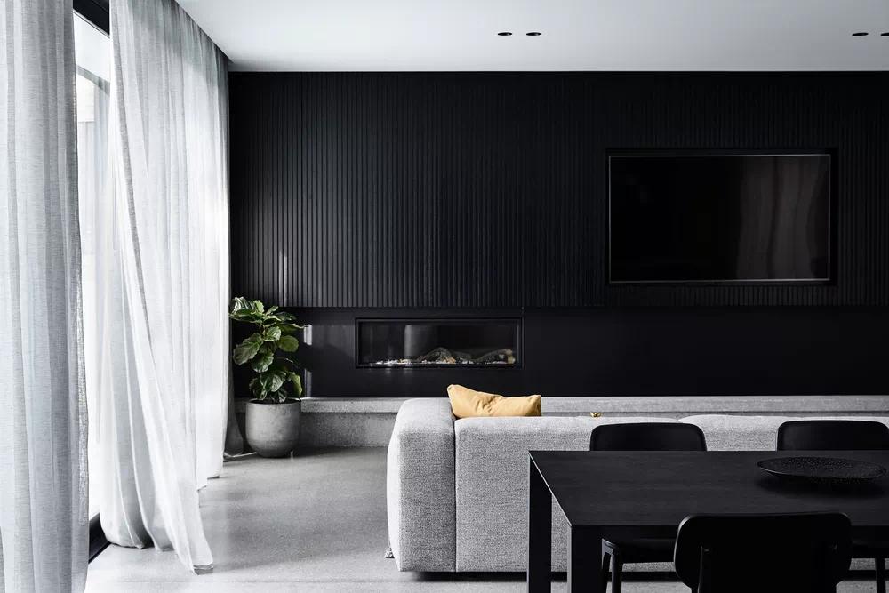 现代住宅,极致的设计细节让家更高级汕头设计的/汕头室内设计
