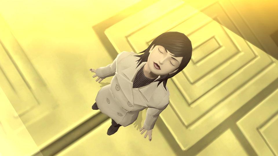 Switch/PS4《真女神转生III 夜曲HD 高清复刻版》游戏截图