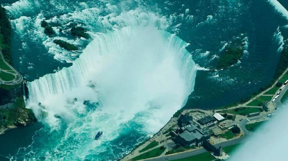 连载   北极圈飞行日记 Day1:驾机绕飞尼亚加拉大瀑布