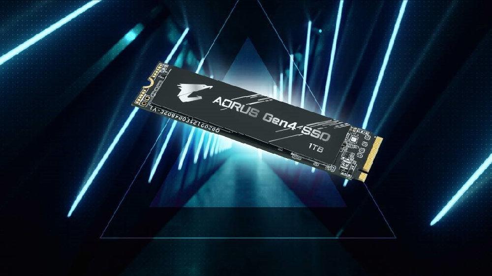 技嘉首发群联二代主控PCIe 4.0 SSD:读取超7GB/s