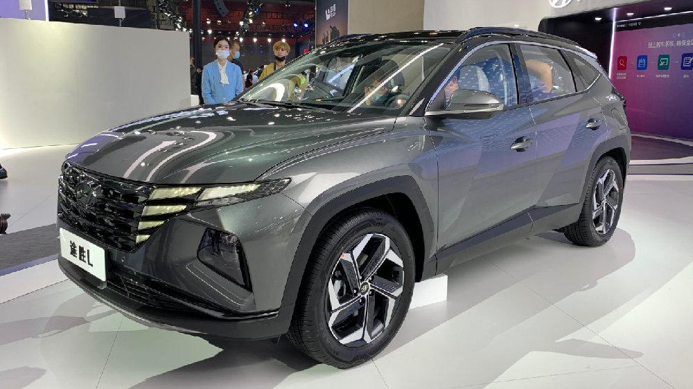 途胜L:最有可能的搅局者   2021上半年新车展望