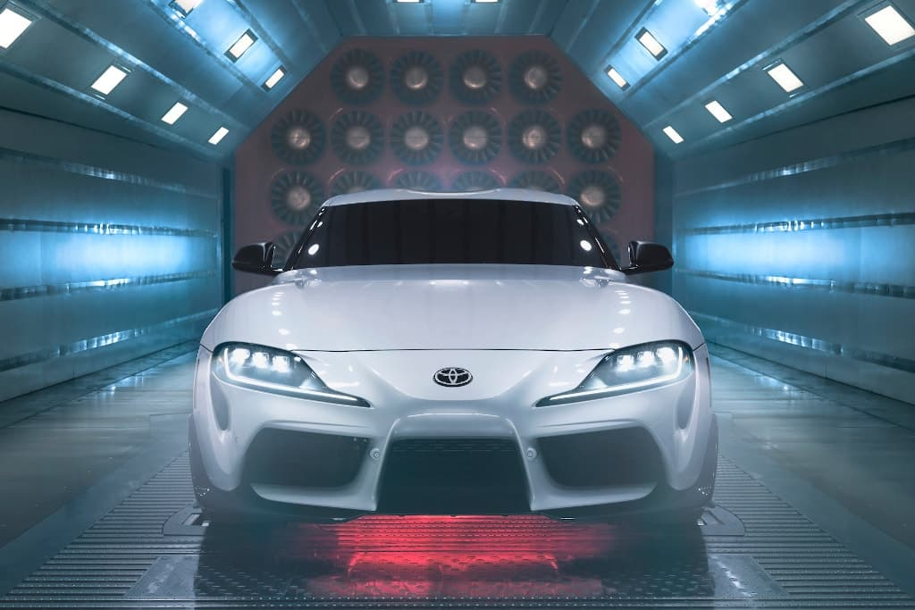 碳纤维套件加持 2022款丰田GR Supra特别版官图发布
