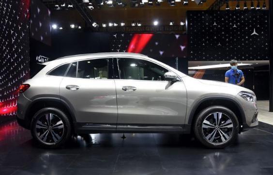 新一代北京奔驰GLA预计年内上市,全新搭载1.3T发动机