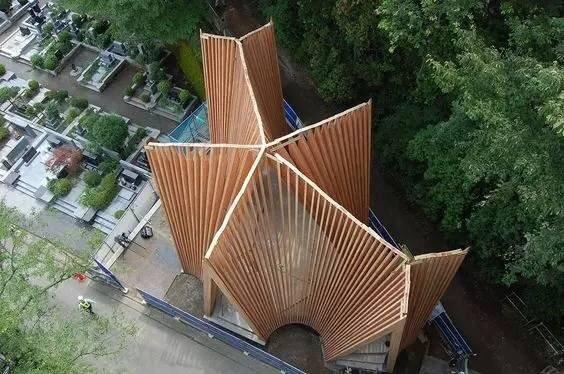 创意的坡屋顶设计,建筑文化的营造 ...