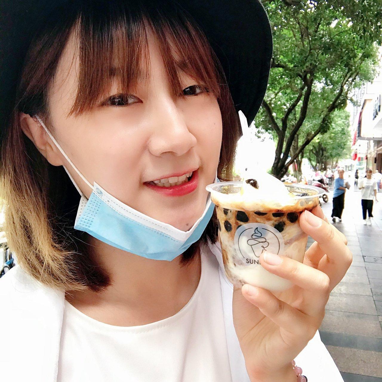 哇肯德基又出新品啦~日向夏柑橘冰淇淋,是夏天的味道啊