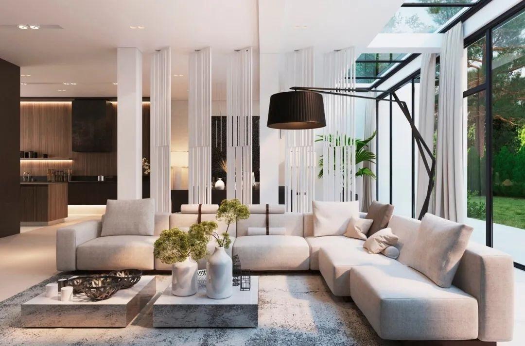 250平方米的联排别墅 汕头室内设计/潮阳揭阳普宁潮州室内设计