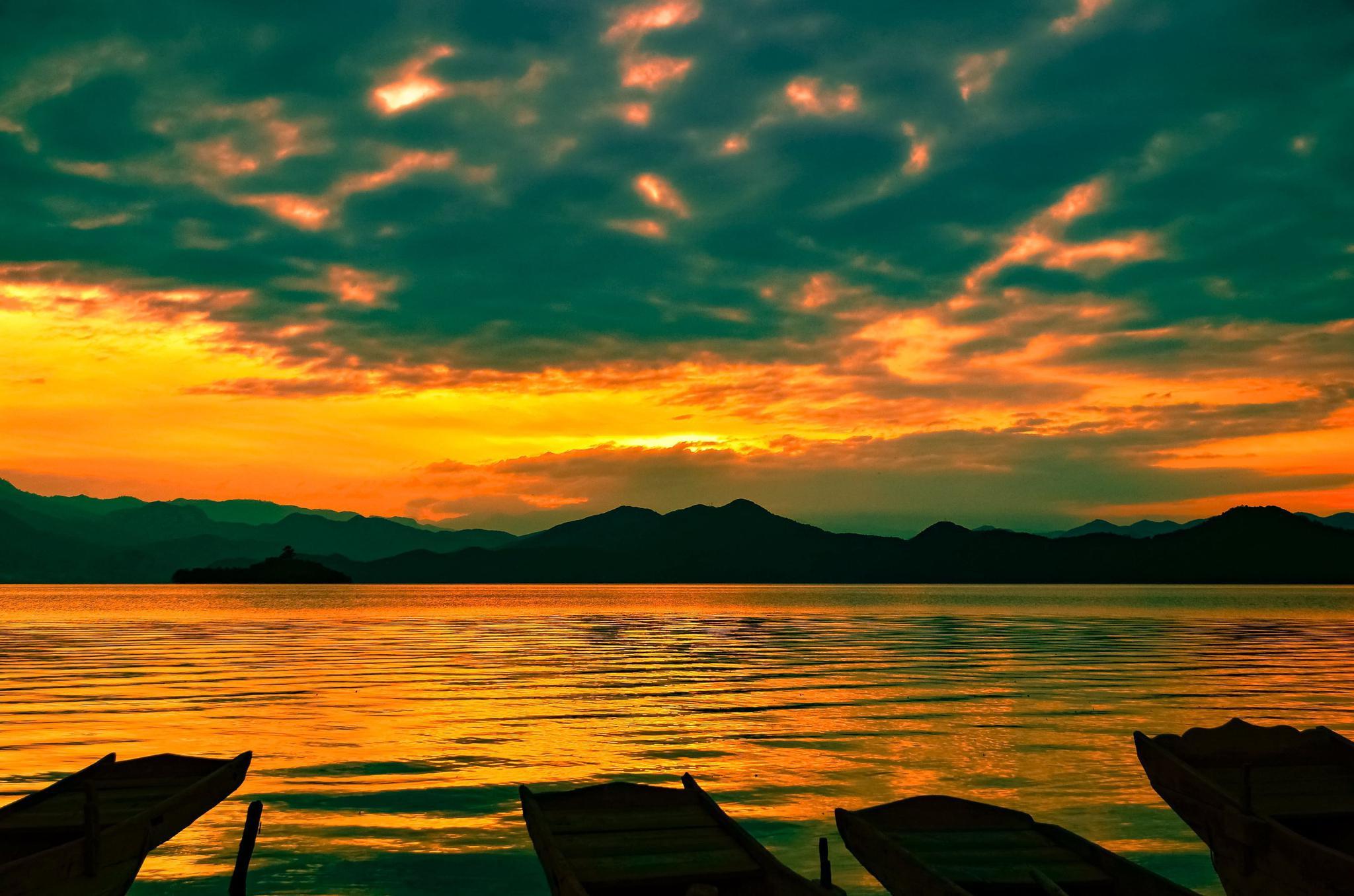 丽江如诗,泸沽湖如画。