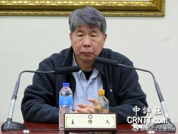 张亚中:蔡英文第二任的两岸路线已经清楚了