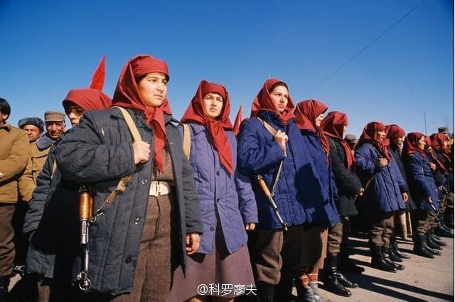 1978年4月28日,阿富汗人民民主党军官团在苏联的策动下发动了政变
