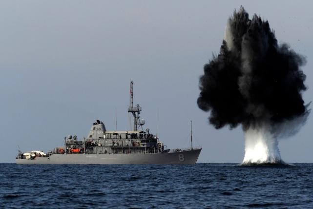 中国给出一个好办法,原来不是只有导弹