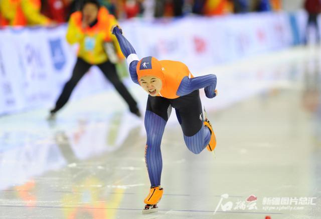 追冰逐雪 超越自我 新疆健儿积极备战北京冬奥会