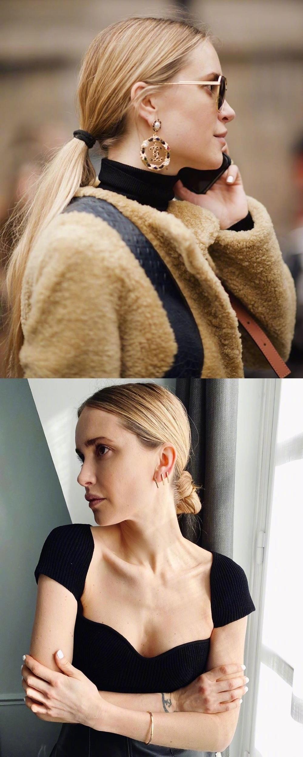 丹麦时尚博主Pernille Teisbaek,被称作为北欧最时髦的女人