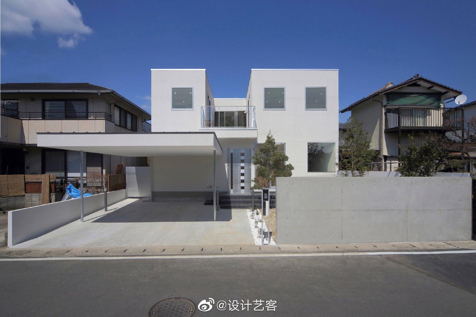 极简小住宅设计...House K YDS Architects