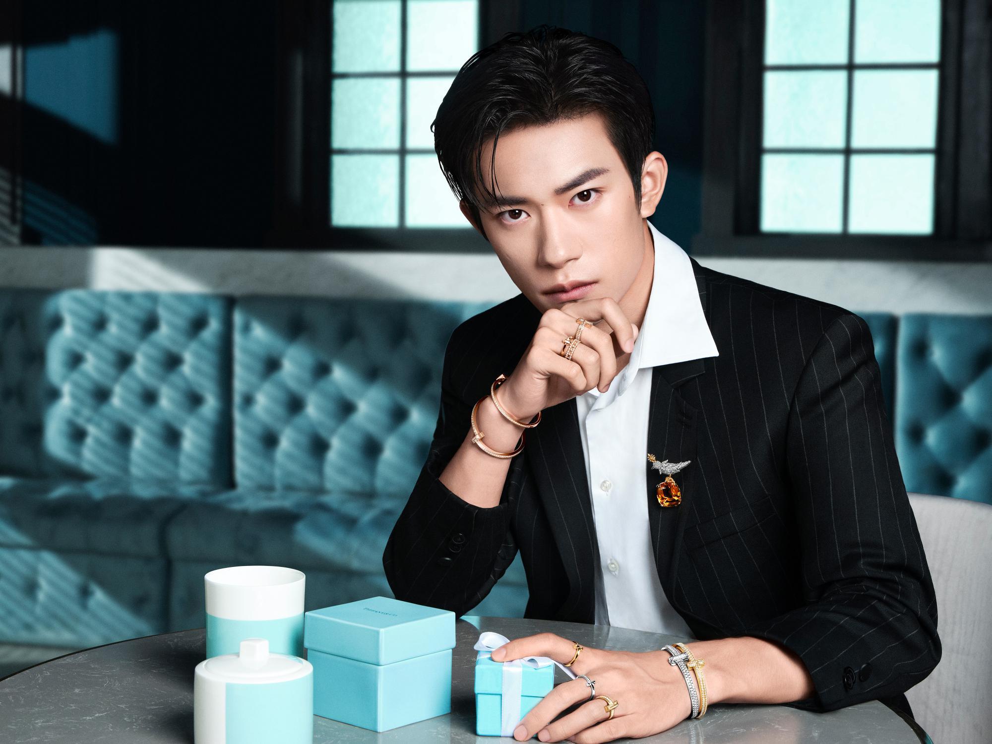 演绎的Tiffany & Co.蒂芙尼全新广告大片