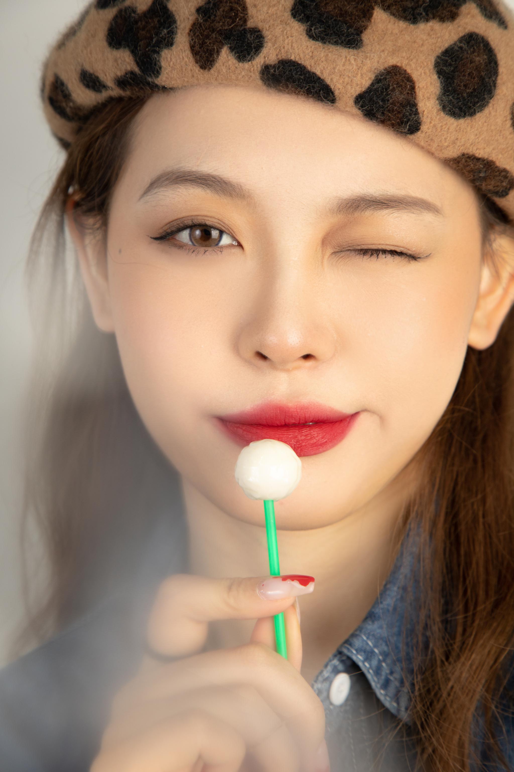 红丝绒系列唇膏