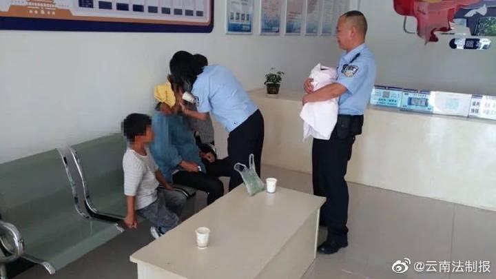 极速救援,会泽县公安局钟屏派出所八分钟将昏迷女子送医救治