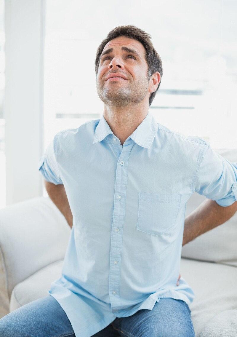 35岁男性得肺癌手术后背部又开始痛,以为复发,结果是带状疱疹