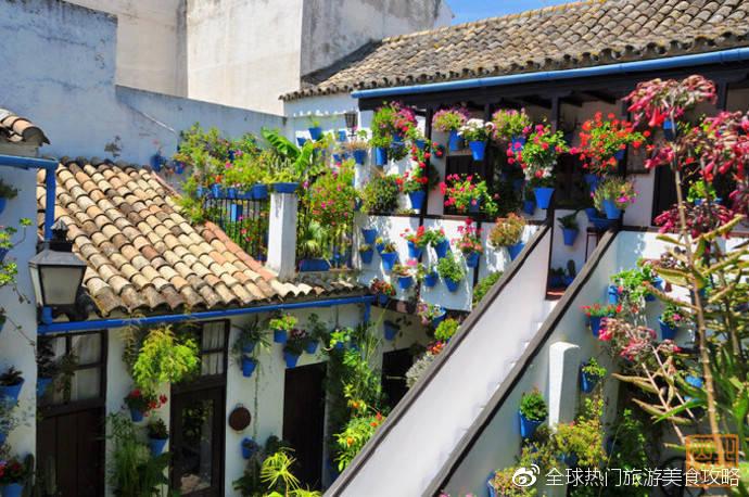 西班牙科尔多瓦,在这里遇见繁花似锦