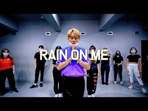 BabyZoo最新Waacking编舞Rain On Me