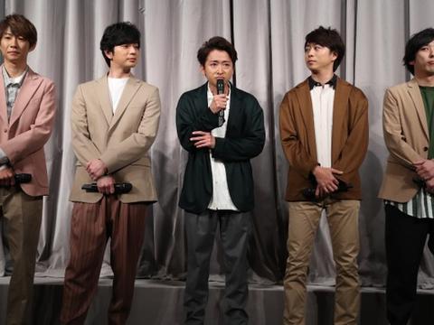 「岚」的节目将由樱井翔和相叶雅纪继承