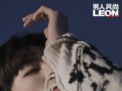 陈立农 《男人风尚LEON》12月刊封面内页大片公开