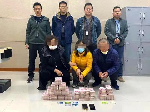 【一线直击】宜州警方跨越两省破获一起电诈案件,缴获赃款192万元