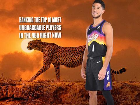 美媒评NBA前十最难防球星,詹姆斯第7伦纳德第9,篮网三巨头前五
