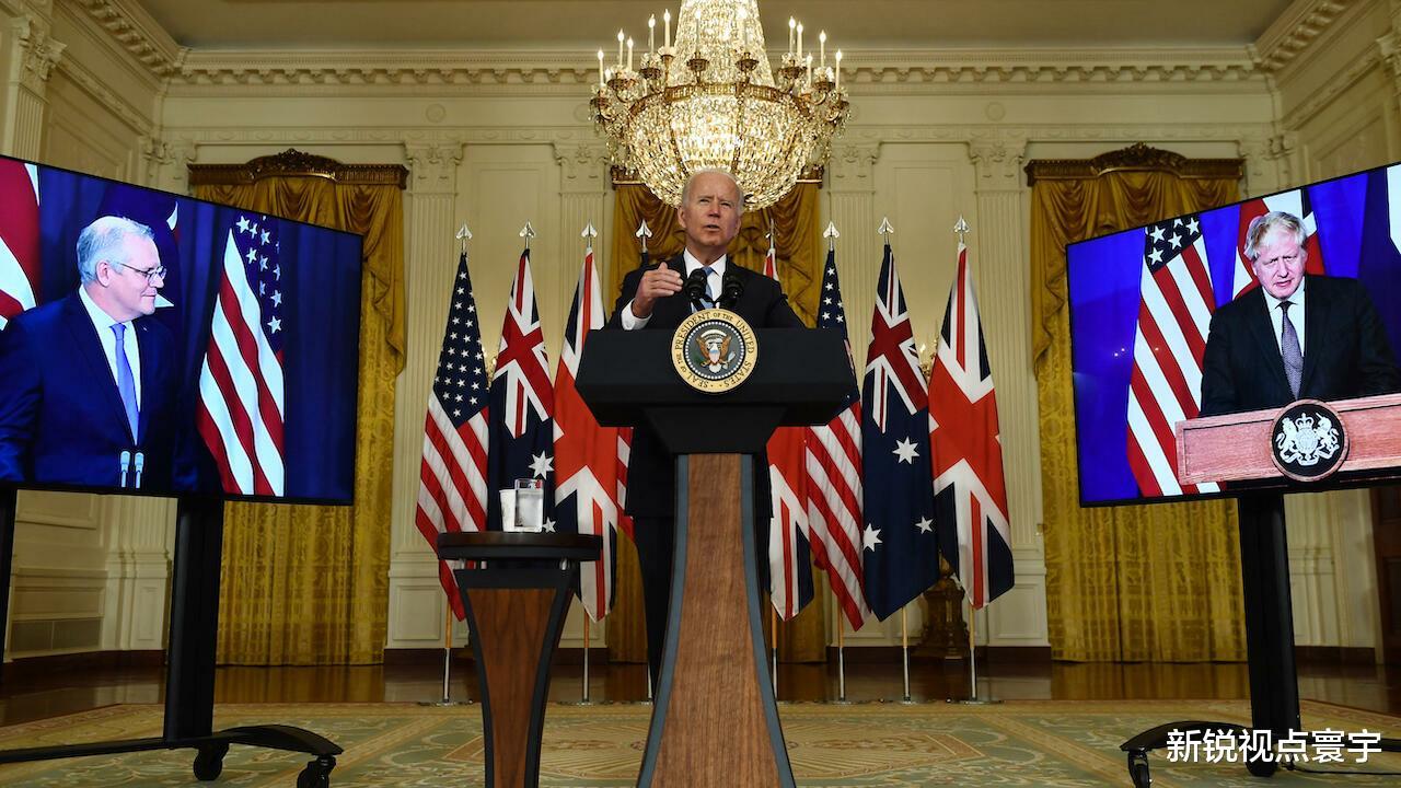 """还想""""对抗""""中国?美英澳建立同盟后,这回还要拉上日本一起干"""