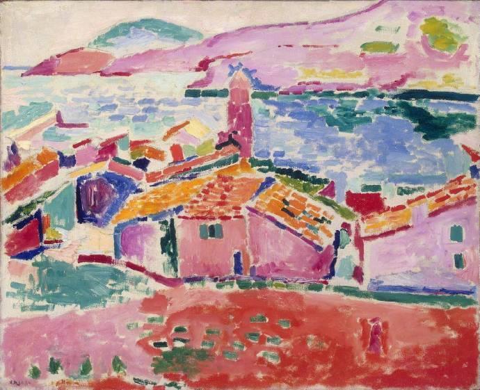 Henri Matisse(亨利·马蒂斯)1869-1954 ❤