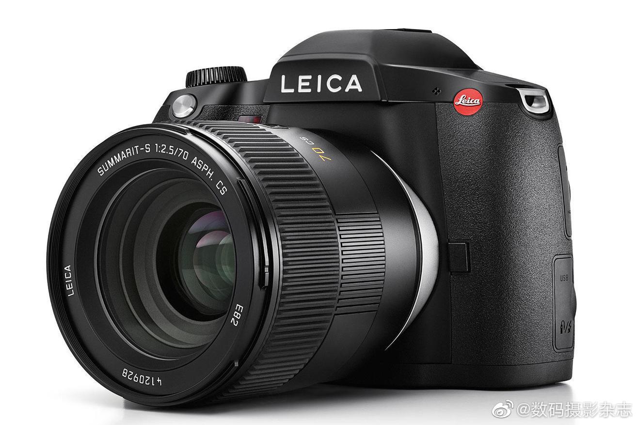 徕卡宣布中画幅相机S3国内上市