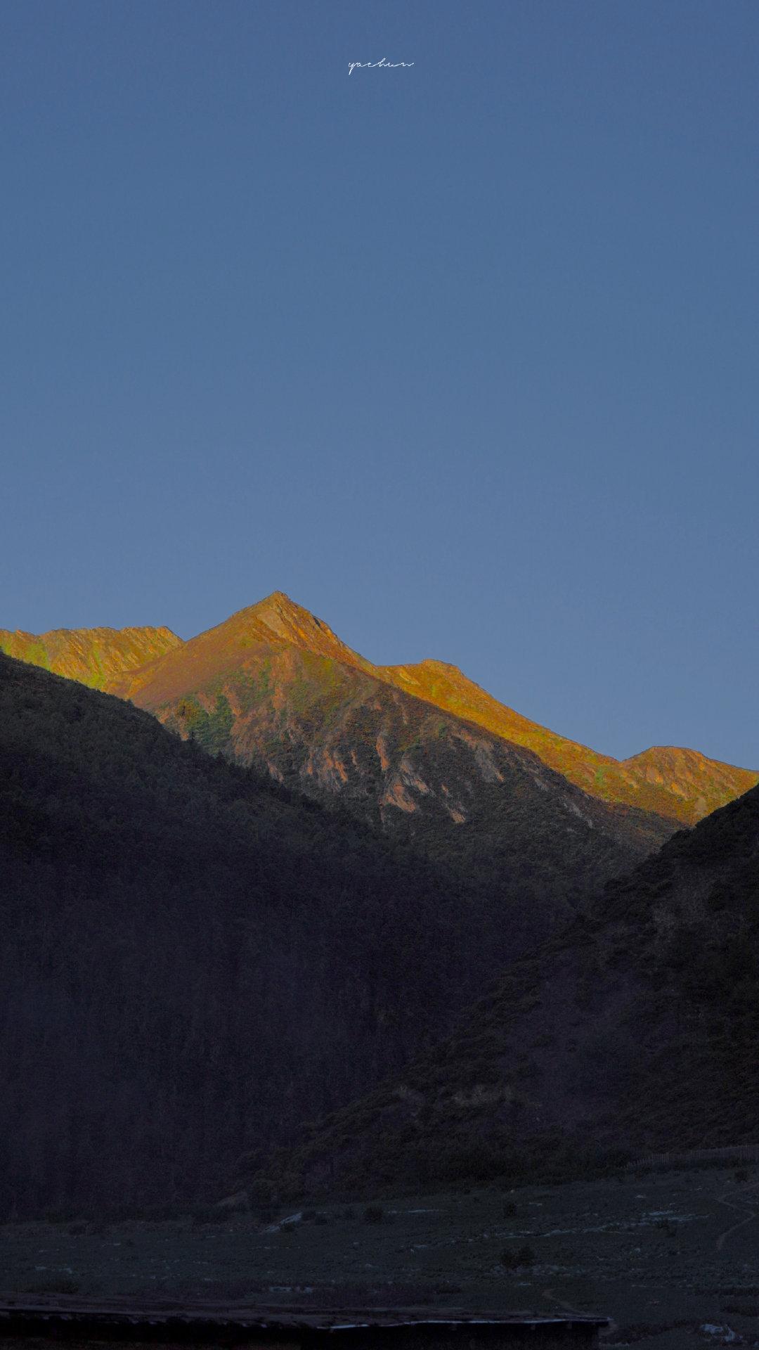 人生海海 山山而川 摄影: @过去与失去