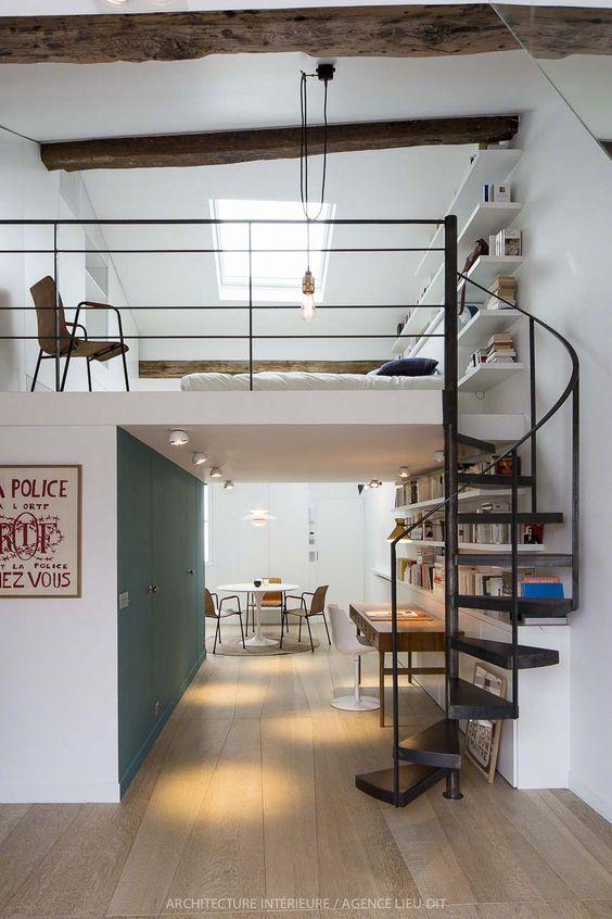 室内设计 · Loft灵感