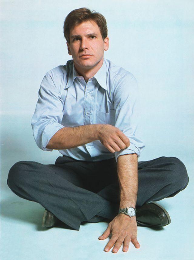 今天是演员哈里森·福特的78岁生日!他是考古学家印第安纳·琼斯